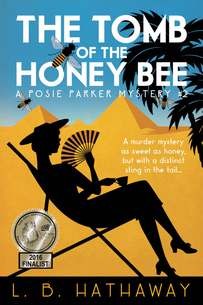 Tomb of the Honey Bee Cover MEDAL